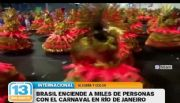 Carnaval carioca, un cl�sico que se reinventa cada a�o