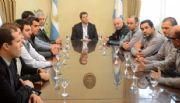 La Selecci�n Argentina de F�tbol de Amputados juega en San Juan