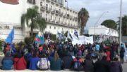 Tambi�n en San Juan reclamaron ley antidespidos