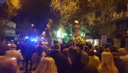 San Juan Bautista: Procesi�n con velas, pero sin fogata
