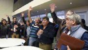 Petroleros ratificaron el paro por 48 horas