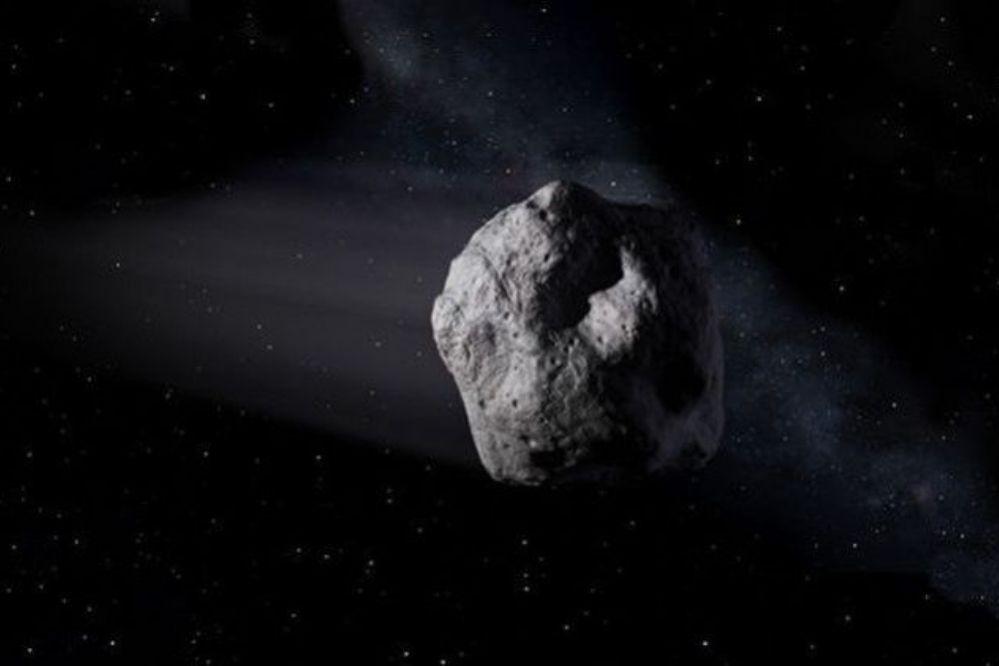 Un asteroide pasó muy cerca de la Tierra