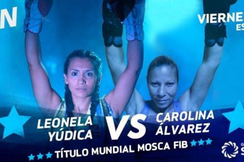 """Sigue la venta de entradas para la pelea de """"La Leona"""""""