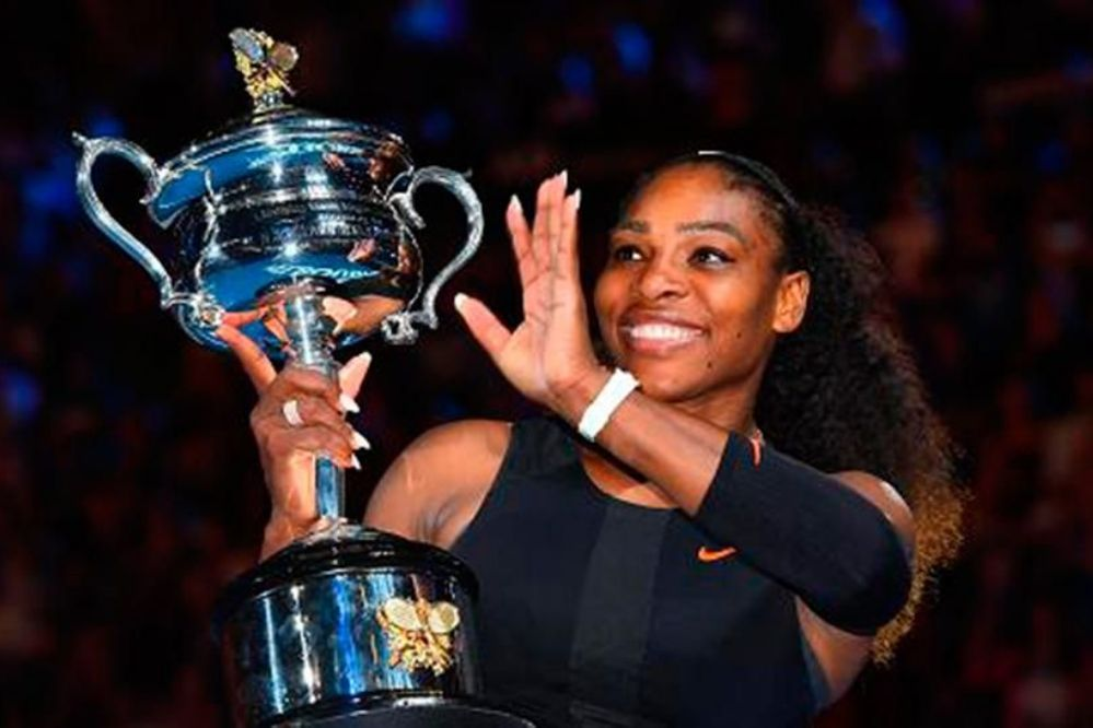 Serena Williams ¿ganó el Australian Open embarazada?