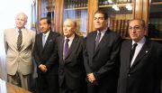Caballero Vidal dio explicaciones a la Corte sobre la acusación en su contra