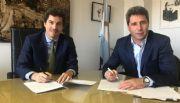 Tambolar: Nación firmó un acta para avanzar con la obra