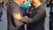Canal 13 rumbo a Chile, por el día histórico de Agua Negra