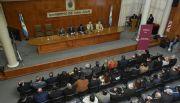Con homenaje a las víctimas de la tragedia de Mendoza, el Consejo Federal de Seguridad Vial sesionó en San Juan