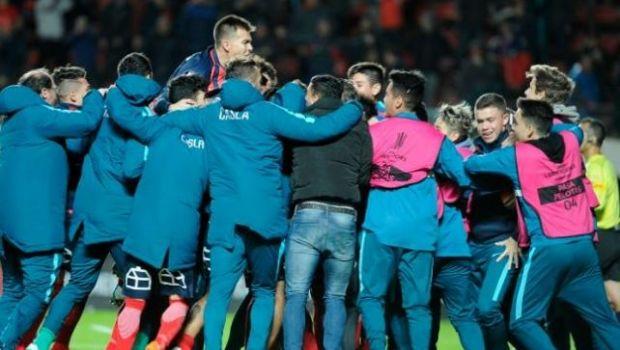 Copa Libertadores: San Lorenzo se metió en cuartos por penales