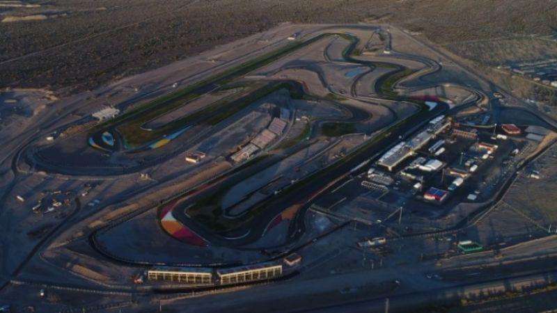 Circuito Zonda San Juan : Todo listo: terminaron las obras en el autodromo el villicum canal