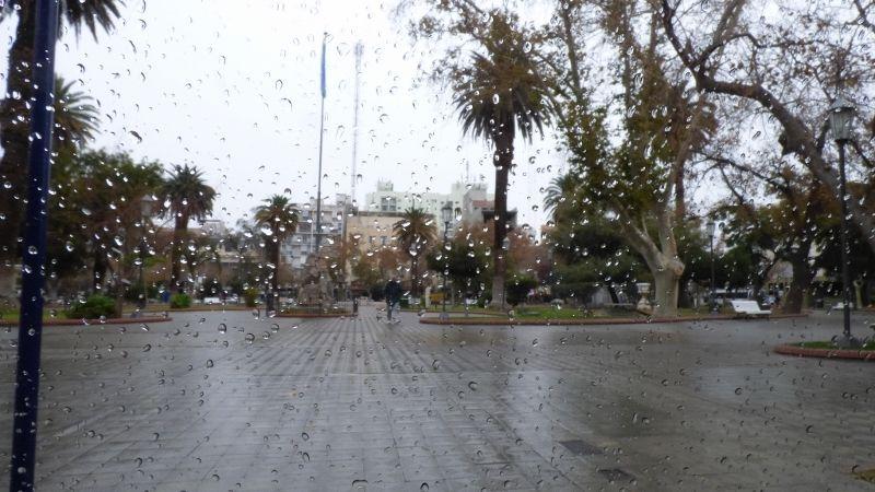 Atención: anuncian posibles lluvias para el comienzo de la semana