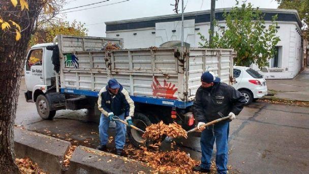 Atención Rivadavia: Este viernes, operativo de limpieza | Canal 13 ...