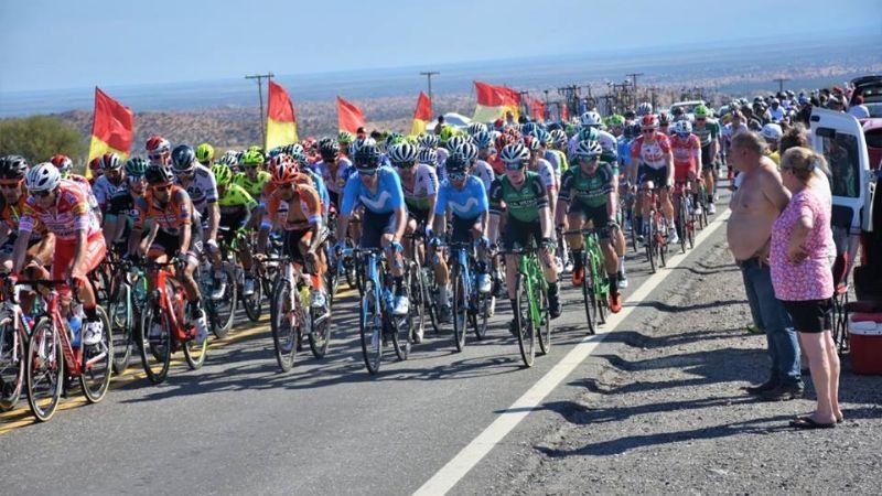 Vuelta a San Juan: Fernando Gaviria vencedor de la primera etapa