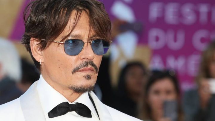 ¿Johnny Deep alcohólico?