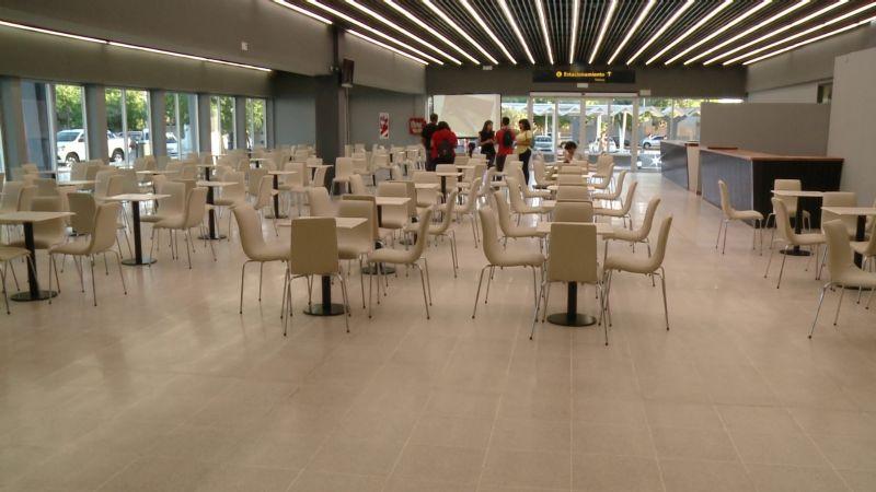 Una pinturita: ya está habilitada la Nueva Terminal de Ómnibus