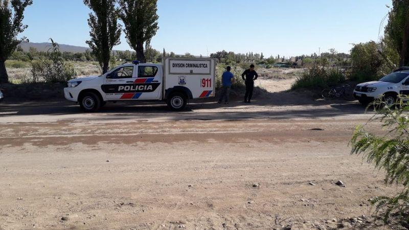 Hallaron muerto a un minero en un callejón de Villa Iglesia