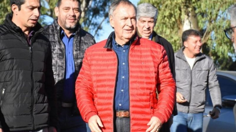 Córdoba: primeros datos oficiales marcan un contundente triunfo de Schiaretti
