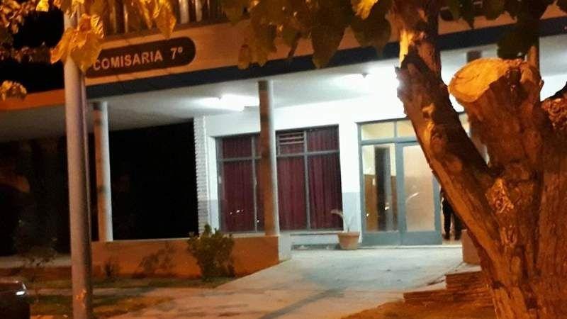 Policía se enfrentó a tiros con delincuentes en Pocito