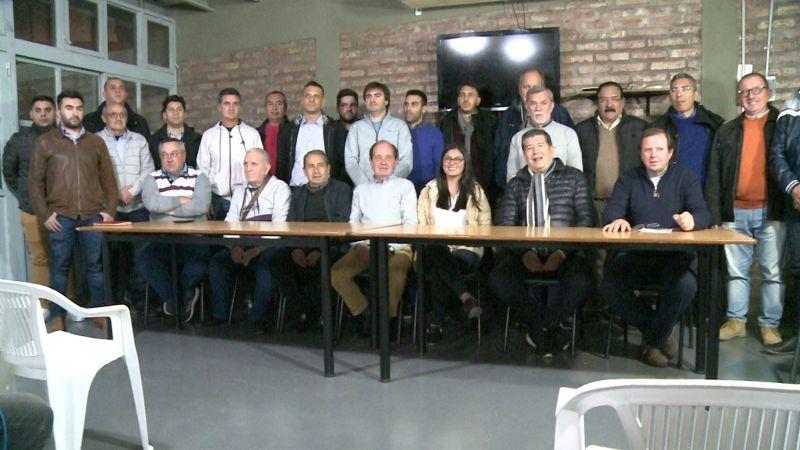 Elecciones en San Martin: Miadosqui presentó su lista para la reelección