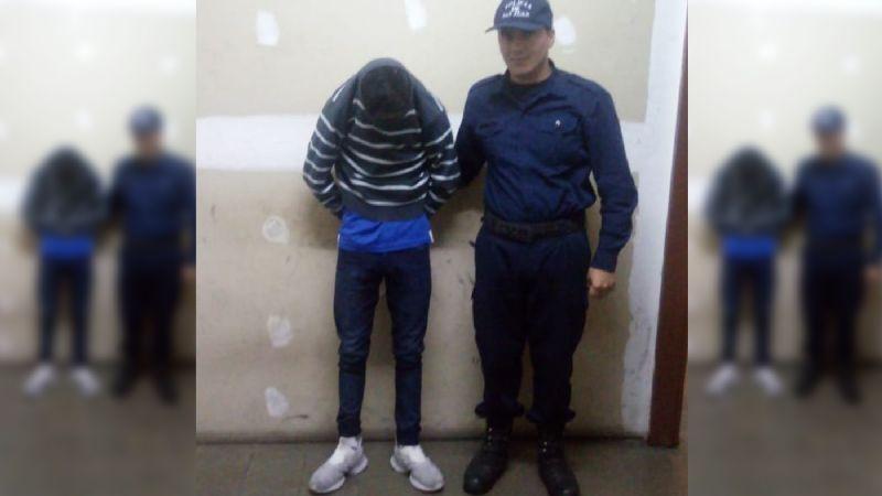 """Cayeron """"Las Pirañas"""" del B° La Estación: peligrosos nenes que asaltaban armados"""