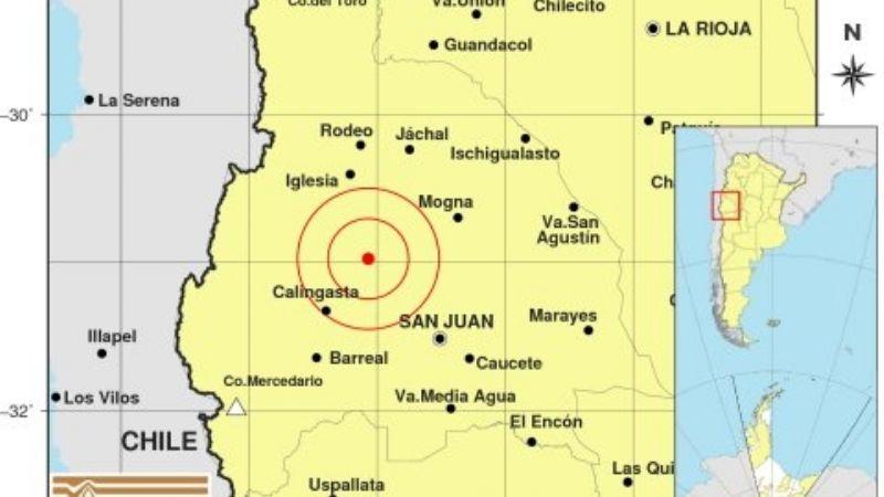 Tres sismos al hilo sacudieron la mañana del domingo