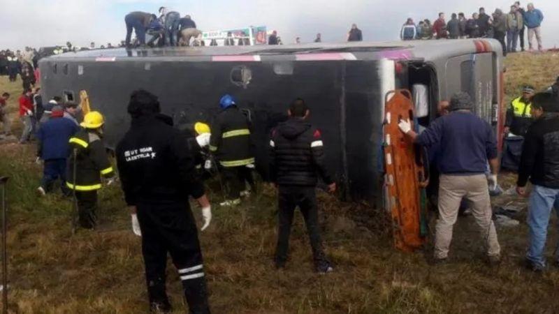 Identificaron a los 15 fallecidos del accidente de micro en Tucumán
