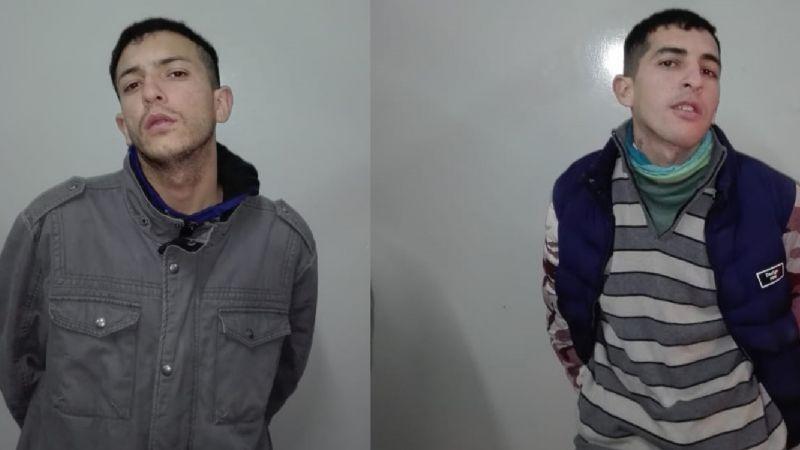 B° Valle Grande: Cayeron dos hermanos, conocidos en el ambiente delictivo
