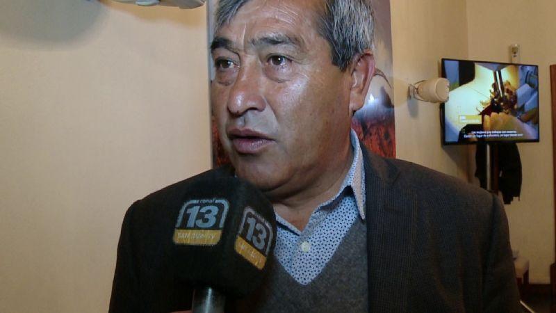 Frenaron obras en Calingasta por la incertidumbre económica del país
