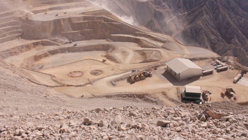 """Uñac: """"la minería puede ser uno de los pilares de la recuperación nacional"""""""
