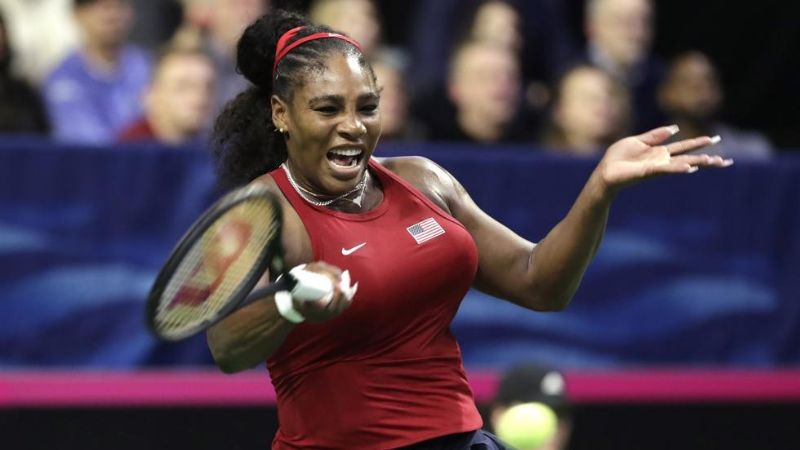 ¡Súper chica! Serena Williams posó sexy en su Instagram