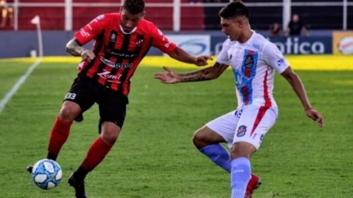 Patronato rescató un empate de local ante Arsenal