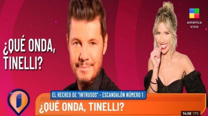 Fuertes rumores vinculan a Marcelo Tinelli con Laurita Fernández